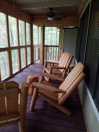 Chatsworth, GA: Cabin