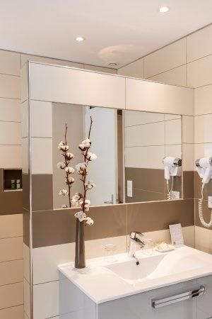 Saint-Felix-Lauragais, Frankrike: salle de bain