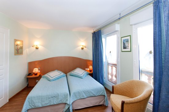 Saint-Felix-Lauragais, Frankrike: chambre twin