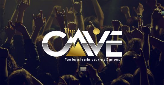 Big Bear City, CA: The Cave Logo