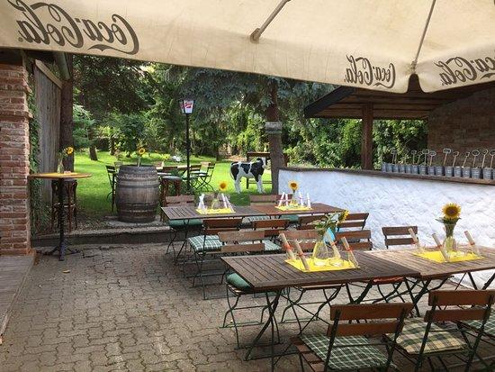 Herzogenburg, Австрия: Weinhof & Schmankerlheuriger Groiss