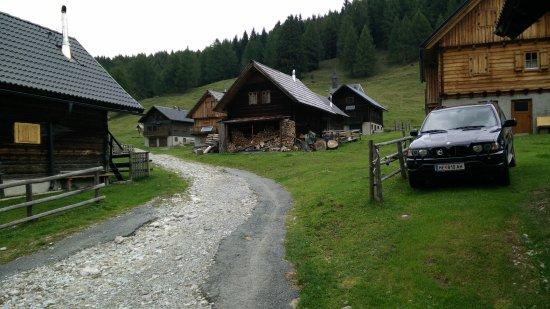 Hermagor-Pressegger See, Österreich: Rondom Zum Rudi