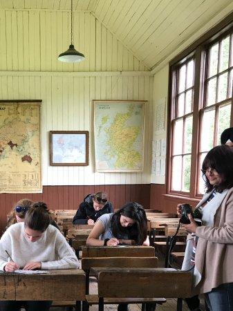 Newtonmore, UK: Classroom