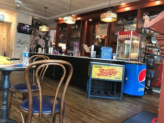 New Bern, NC: Inside the shop