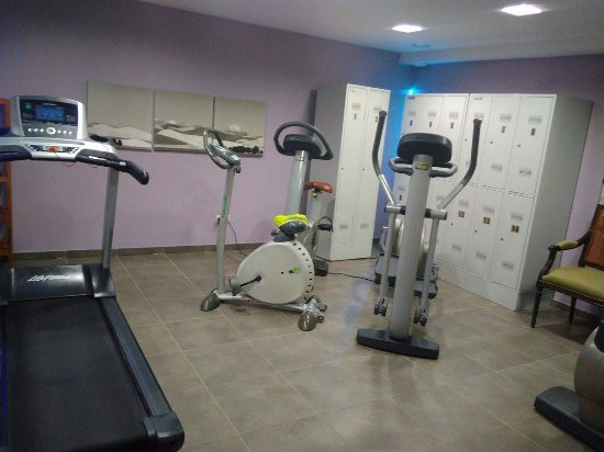 salle de fitness picture of la malle poste rochefort rochefort tripadvisor. Black Bedroom Furniture Sets. Home Design Ideas