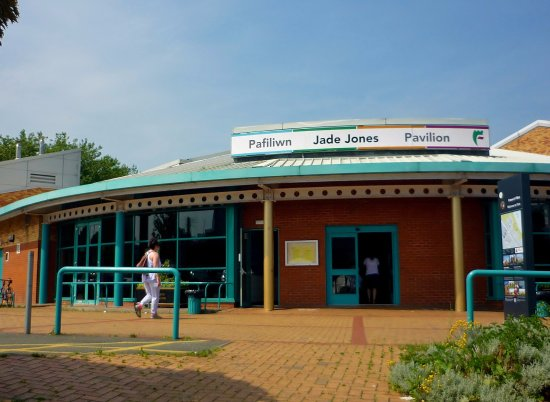 Jade Jones Pavilion Leisure Centre, Flint