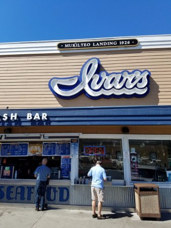 Ivar's Mukilteo Landing: Ivar's Take Out