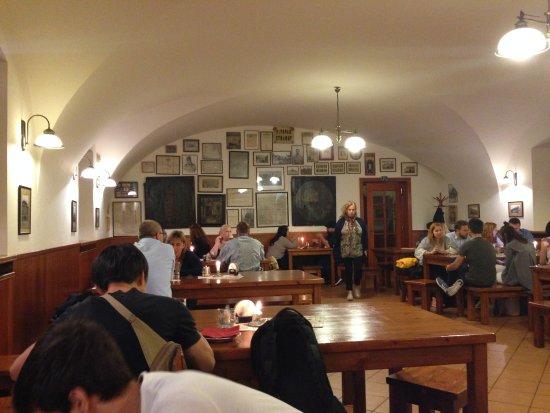 La sala grande picture of strahov monastic brewery for Sala grande