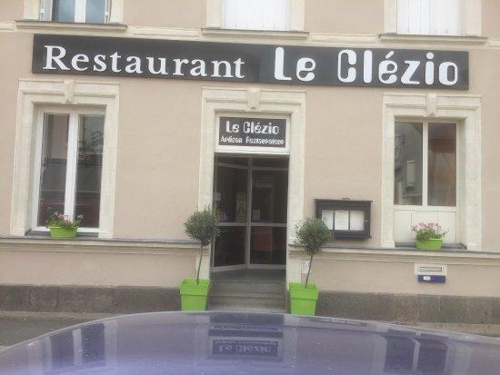Chemille, Francúzsko: Le Clezio