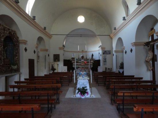 Посада, Италия: Innenansicht
