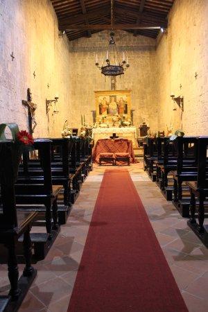 Cascina, Italia: Vista dell'interno dalla porta d'ingresso
