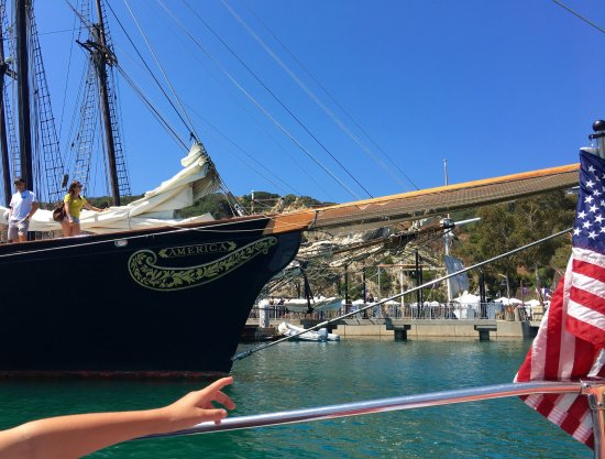 Dana Point, Kalifornia: 32nd Annual Sept Tall Ships Festival! OCEAN INSTITUTE Hosts a Fleet of Historic Tall Ships that
