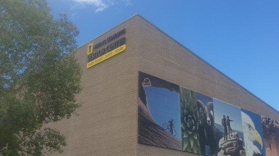 Tusayan, AZ: Centro informazioni del National Geographic