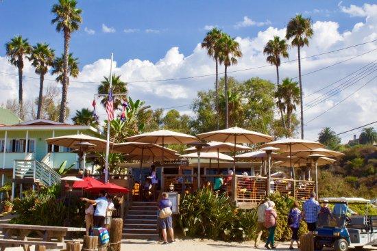 The Beachcomber Restaurant Newport Beach Ca