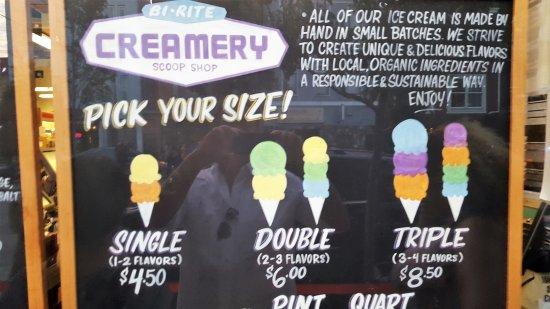 Photo of Bi-Rite Creamery in San Francisco, CA, US
