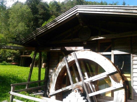 Oetz, Austria: Lungo la strada
