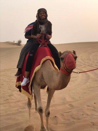 Dubai Private Adventure: Camel ride