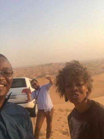 Dubai Private Adventure: Woo! Hoo! :-D