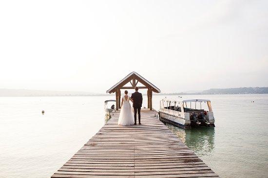 Entrance - Picture of Aore Island Resort, Espiritu Santo - Tripadvisor