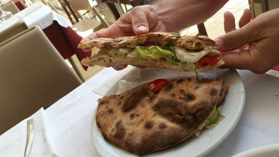 Img 20170914 wa0002 foto di ristorante bagno marino archi santa cesarea terme - Bagno marino archi pizzeria ...