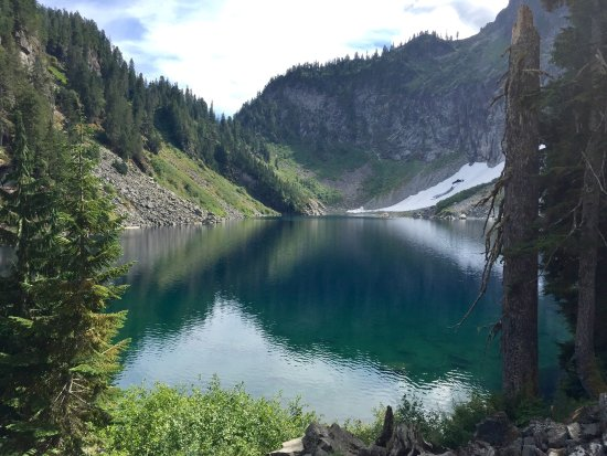 Gold Bar, WA: Lake Serene Trail, September 10, 2017, Chris Munson