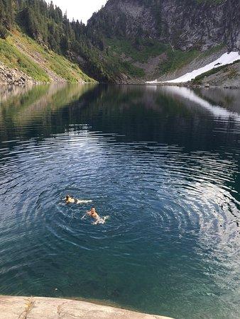Gold Bar, WA: Lake Serene Trail, September 10, 2017, Chris Munson