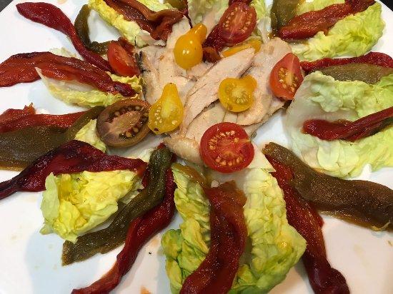Bejar, สเปน: Todo delicioso