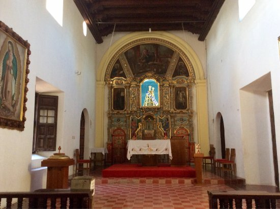 Views and info re: Mission of Our Lady of Loreto