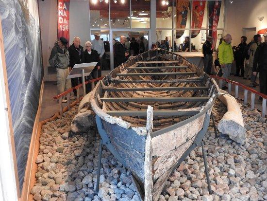 Red Bay, แคนาดา: Whaling Boat