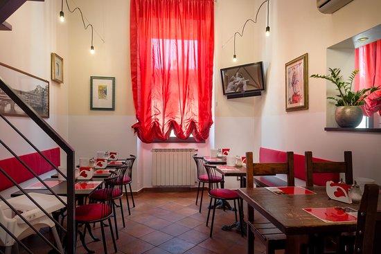 Hotel Kursaal Ausonia: Sala colazione
