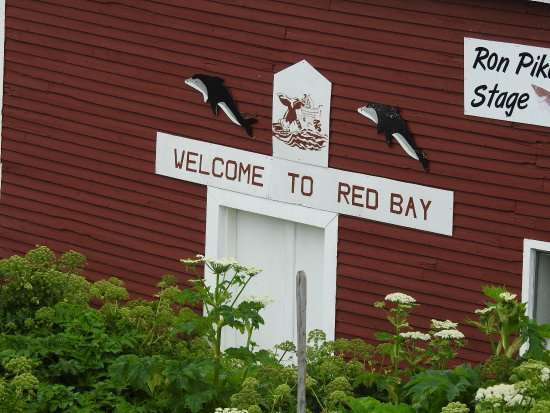Whalers Restaurant: Red Bay