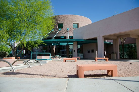 Gilbert, AZ: Welcome to Southeast Regional Library!