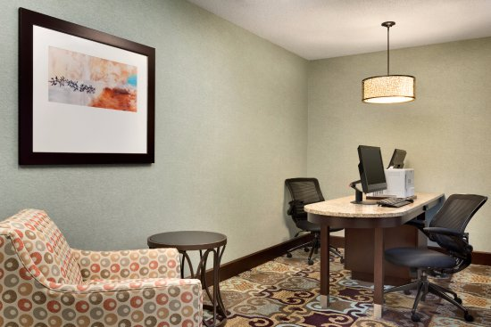 Homewood Suites by Hilton Grand Rapids: Business Center