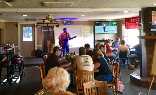 Decatur, IN: Double Eagle Live Entertainment with Jason Paul