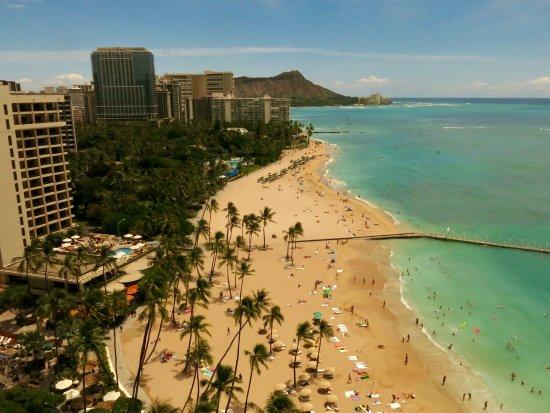 Diamond Head View Picture Of Hilton Hawaiian Village