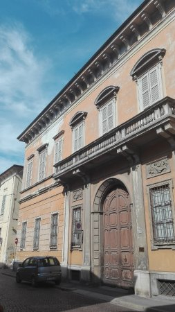 Palazzo Benvenuti - Bonzi