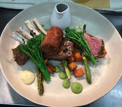 Ingham, Australie : Rack of Lamb
