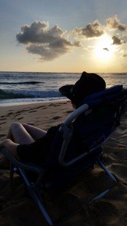 Poipu Beach Park: Wonderful intro to Kauai