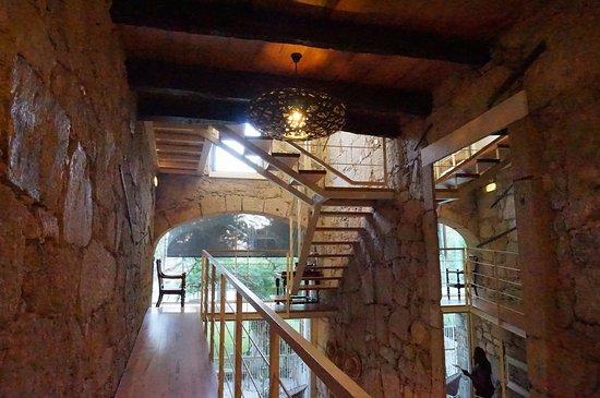 Casa dos Guindais: 入口