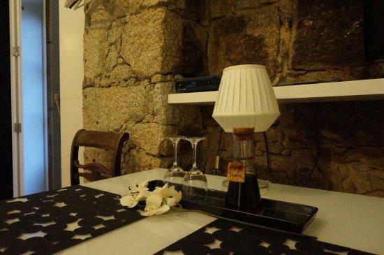 Casa dos Guindais: おもてなしのwelcome drink