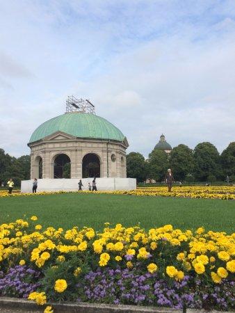 Photo of Hofgarten in Munich, Ba, DE