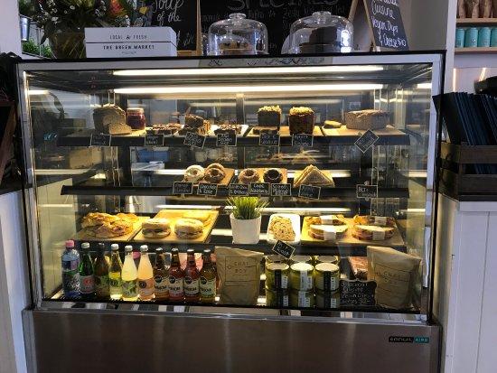 Sunbury, Australia: The cake selection at Krash