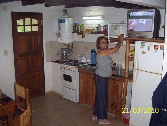Claromeco, Argentina: muy comodo y con todo lo que presisas