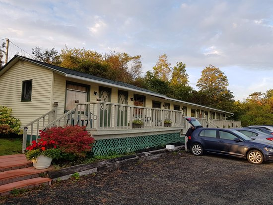 Smith's Cove, Kanada: Motel