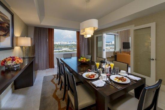 InterContinental Miami: Royal Palm Suite