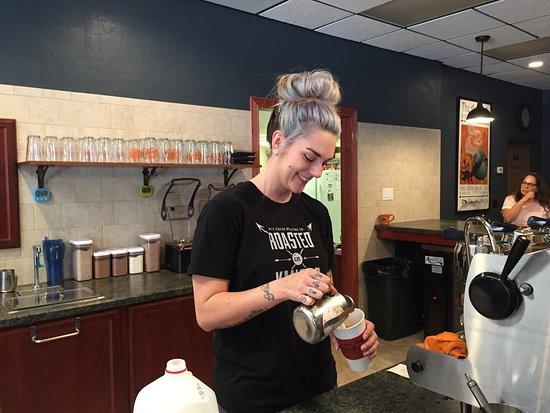 Garden City, KS: Great Coffee