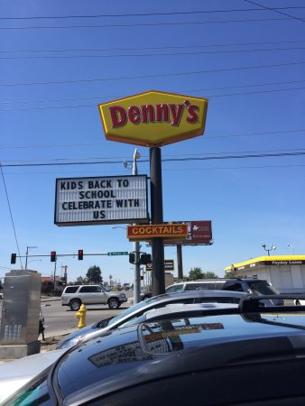 Spokane Valley, WA: Denny's