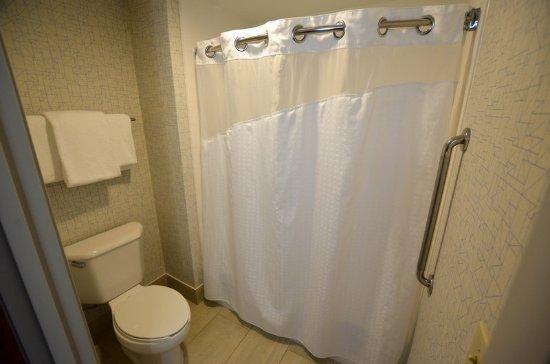 Bridgeville, PA: Standard bathroom