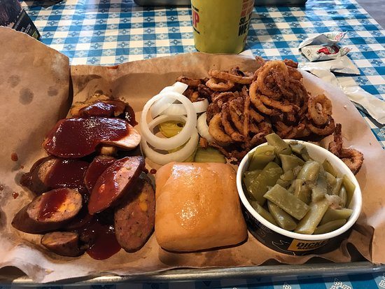 Spokane Valley, WA: 2 meat plate
