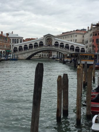 Photo of Ponte di Rialto in Venice, , IT